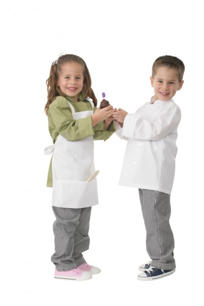 Kids Chef Coat [CWBJ]