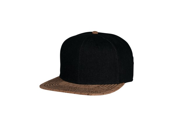 CORK BILL SKATER CAP