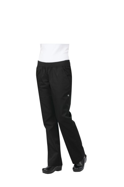 Womens Lightweight Slim Pants - Paulaner